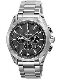 [オメガ]OMEGA 腕時計 シーマスター グレー文字盤 コーアクシャル自動巻 クロノグラフ 231.10.44.50.06.001 メンズ 【並行輸入品】