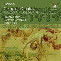 Handel: Complete Cantatas, Volume 2 by Stefanie True (2010-04-08)