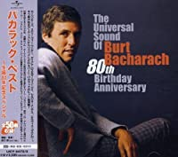 Burt Bacharach Hits & Songbook by Burt Backarach (2008-02-13)