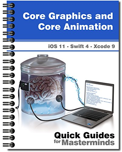 Core Graphics and Core Animation: Quick Guides for Masterminds (English Edition)