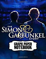 "Notebook: Paul Simon American Singer-Songwriter Simon & Garfunkel Music Band The Sound of Silence, Mrs. Robinson Greatest Hit, Large Notebook for Writting: 110 Pages, 8.5"" x 11"". Soft Cover Notebook Blank Paper Drawing and Write Notebooks"