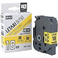 マックス ビーポップミニ テープカセット LM-L518BYS