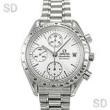 [オメガ]OMEGA腕時計 スピードマスター オートマチックデイト ホワイト Ref:3511.20 メンズ [中古] [並行輸入品]