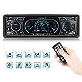 Best Bluetoothカーステレオ - Favoto カーオーディオ FMトランスミッター Bluetooth 車載MP3 ハンズフリー リモコン ラジオプレーヤー Review