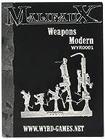 Wyrd ミニチュア モダン武器モデルキット