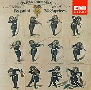 Paganini;24 Caprices Op.1