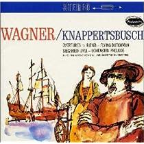 ワーグナー管弦楽曲集2
