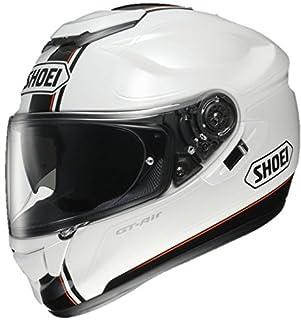 ショウエイ(SHOEI) バイクヘルメット フルフェイス GT-Air WANDERER(ワンダラー) TC-6(WHITE/SILVER) XL (頭囲 61cm)
