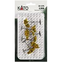 KATO Nゲージ 広葉樹 6本入 24-075 ジオラマ用品