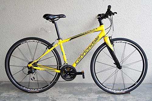 K)Cannondale(キャノンデール) QUICK4(クイック4) クロスバイク 2014年 Sサイズ