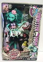 Monster High (モンスターハイ) Frights, Camera, Action! Honey Swamp Doll ドール 人形 フィギュア(並行輸入)
