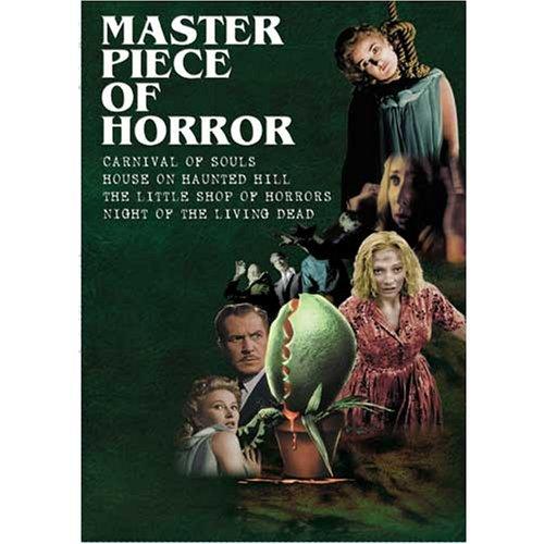 マスターピース・オブ・ホラー BOX [DVD]の詳細を見る