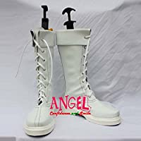 【サイズ選択可】女性25CM B1B00063 コスプレ靴 ブーツ ストリートファイター 春麗 チュンリー