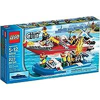 レゴ LEGO 60005 シティ ファイヤーボート