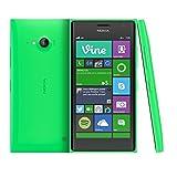 Nokia Lumia 730 Dual SIM (Latest Model) - 8GB - Green (Unlocked) RM-1040 [並行輸入品]