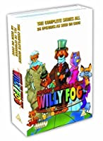 Around the World with Willy Fog - Complete Series (La vuelta al mundo de Willy Fog) (Anime hachijuu nichikan sekai isshu) [並行輸入品]