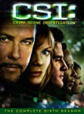 Csi: Complete Sixth Season [DVD] [Import]
