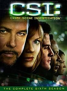 Csi: Complete Sixth Season [DVD] [Import]