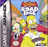 Simpsons Road Rage / Game