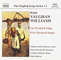 The English Song Series 3: Ralph Vaughan Williams (2003-02-18)