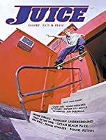 (ジュース マガジン)JUICE MAGAZINE ISSUE 49 スケート雑誌(英文)バックナンバー 約60~80P(スケボー SK8 スケートボード HARD CORE PUNK パンク SURF サーフ スノボー スノーボード Snowboard)