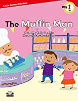 e-future 英語教材 Little Sprout Readers Level 1-01 The Muffin Man CD付