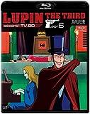 ルパン三世 second-TV. BD-6[Blu-ray/ブルーレイ]
