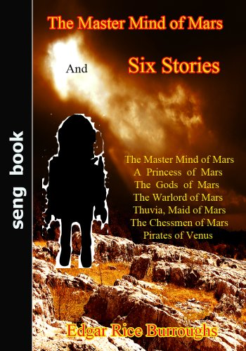 『The Master Mind of Mars And Six Stories (English Edition)』のトップ画像