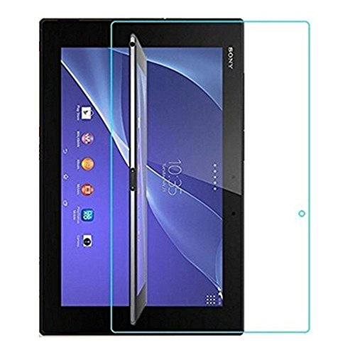 Xperia Z2 Tablet ガラスフィルム au SO...