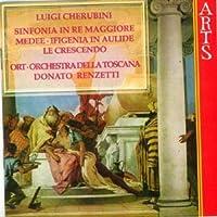 Cherubini: Sinfonia & Overtures (2013-05-03)