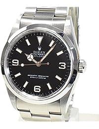 [ロレックス]ROLEX 腕時計 エクスプローラー1 14270 P番台(2000年) 中古[1289036]ブラック