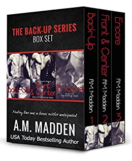 The Back-Up Series (Back-Up, Front & Center, and Encore) by [Madden, A.M.]