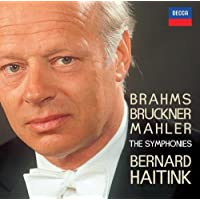 ブラームス、ブルックナー、マーラー:交響曲全集 23枚組