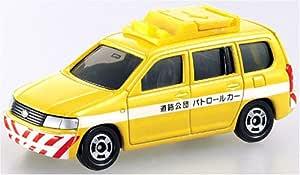 No.36 トヨタ プロボックス 道路公団パトロールカー(サック箱)
