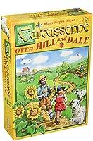 カルカソンヌ 農場 (Carcassonne: Over Hill and Dale) ボードゲーム
