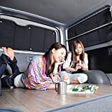 『01s-a009-re』【高品質の日本製】アルファード20系 ヴェルファイア20系 カーテン サンシェード カスタム 内装 車中泊 パーツ リア 前期 後期 ANH20W GGH20W