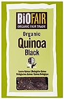 BiOFAIR Black Quinoa Grain Organic Fair Trade 400 g