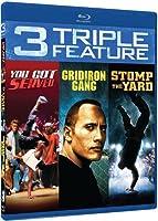 You Got Served / Stomp the Yard / Gridiron Gang [Blu-ray] [Import]