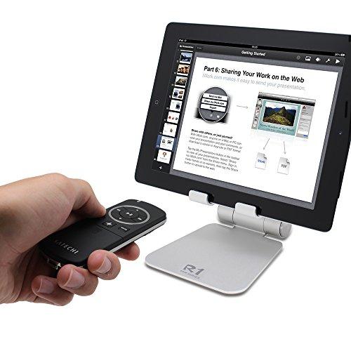 『Satechi プレゼンター プレゼン リモコン (黒) iPhone X, 8 Plus, 8, iPad, Samsung Galaxy S8, MacBook Pro/Air対応』の4枚目の画像
