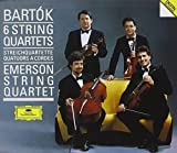 Bela Bartok: The 6 String Quartets - Emerson String Quartet (1990-05-03)