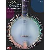 Easy Banjo Solo Favorites by Harold Streeter(2012-05-01)