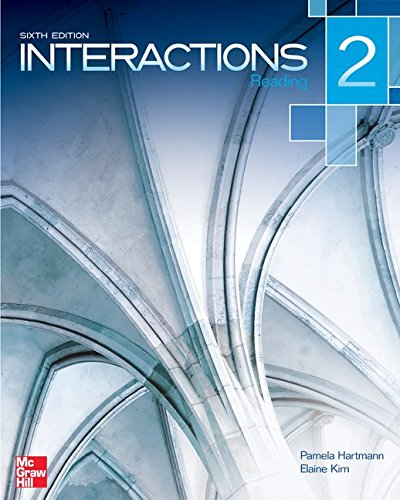 Download Interactions Level 2 Reading Student Book 0077595106