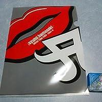 浜崎あゆみ クリアファイル ARENA TOUR 2003~2004 1