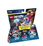 LEGO Dimensions: Level Pack - Back to the Future (輸入版)