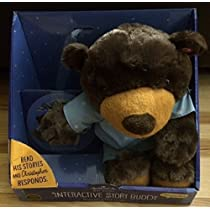 Hallmark PSB4116 Christopher 2.0 Interactive Storybuddy with Book and CD by Hallmark [並行輸入品]