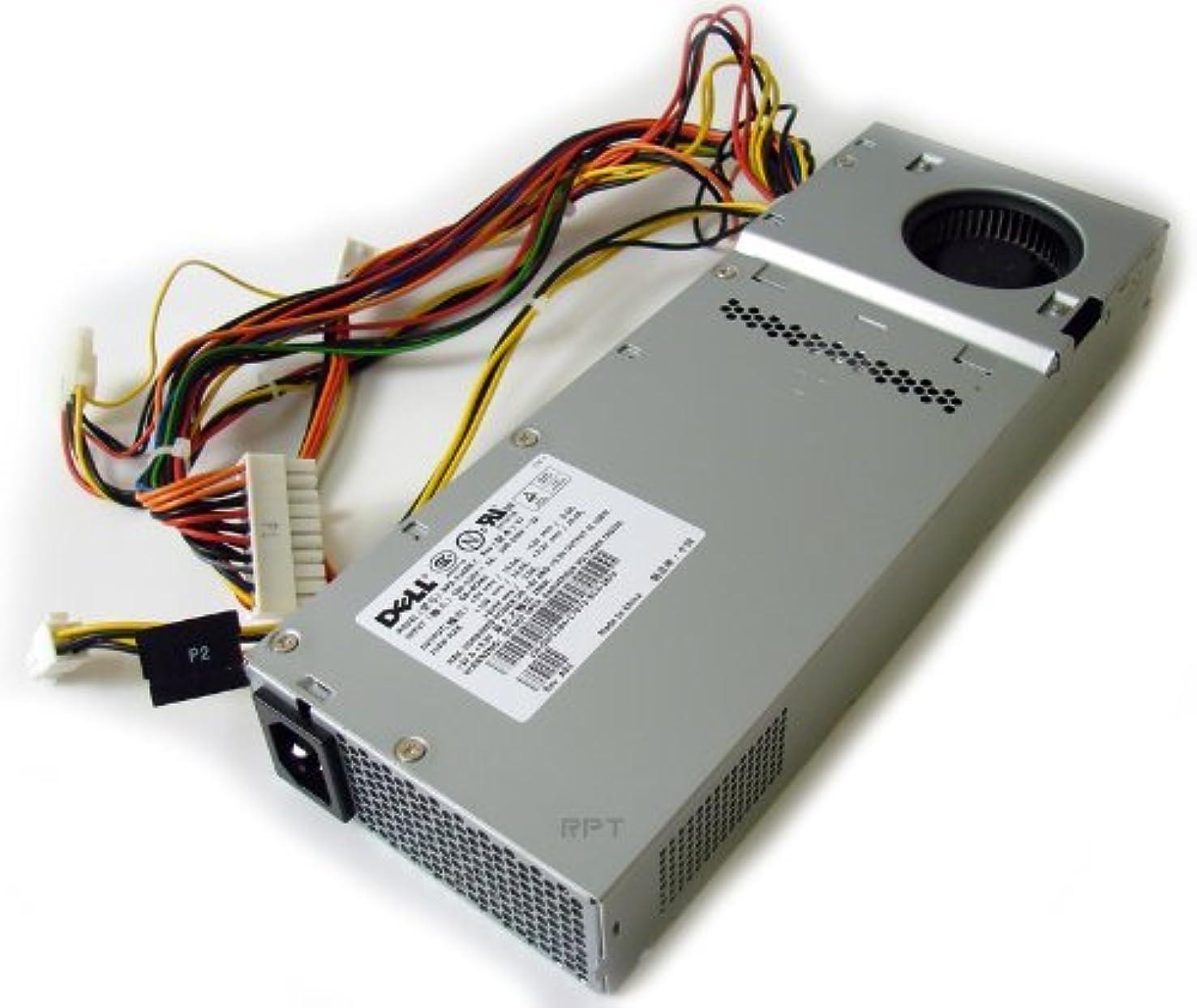追い出す時制サーカスGENUINE DELL 210Watt Power Supply for OptiPlex GX280 Small Desktop (SD) Systems, Compatible Part Numbers: U5425, W5184 Model numbers: HP-U2106F3 [並行輸入品]