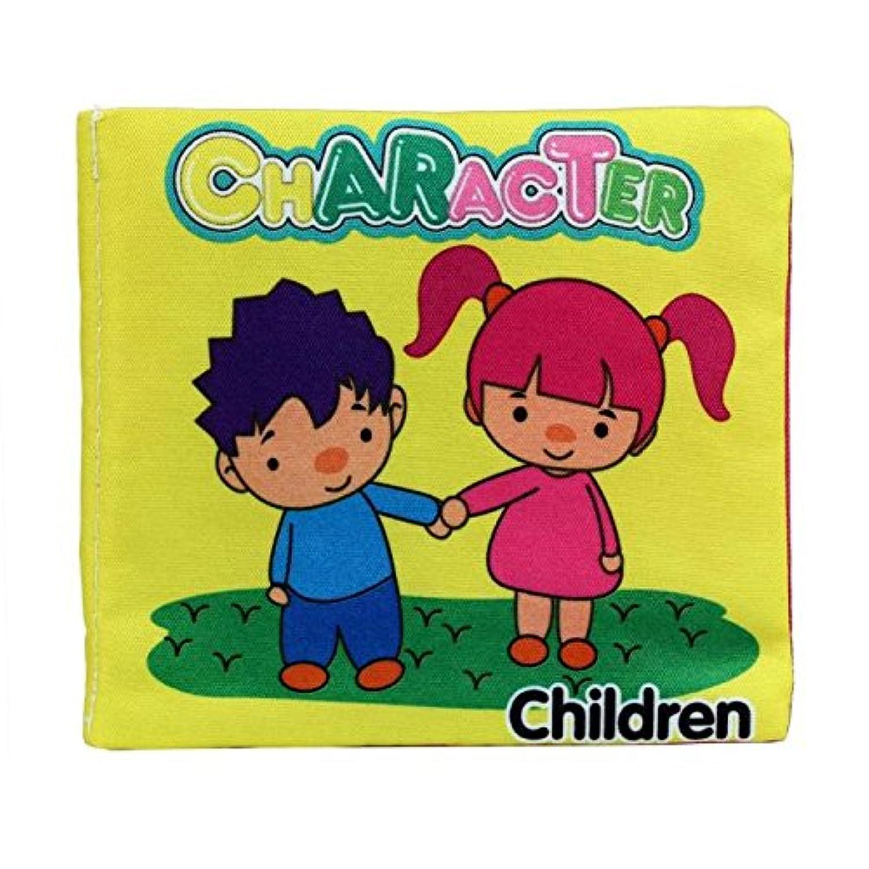 教育玩具、柔らかい布baomabaoベビーインテリジェンス開発学習画像Cognize Book E