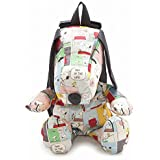 LeSportsac レスポートサック ピーナッツ スヌーピー リュック 8267 Snoopy Backpack P687 SNOOPY PATCHWORK [並行輸入商品]