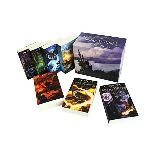 Harry Potter Box Set: T...の紹介画像6