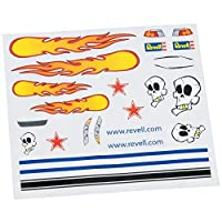 Revell Pinewood Derby Dry Transfer Decal C [並行輸入品]